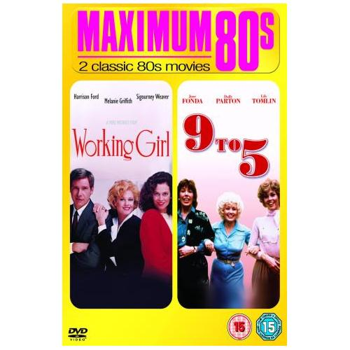 Working-Girl-9-To-5-Dolly-Parton-Melanie-Griffith-2xDVDs-R4