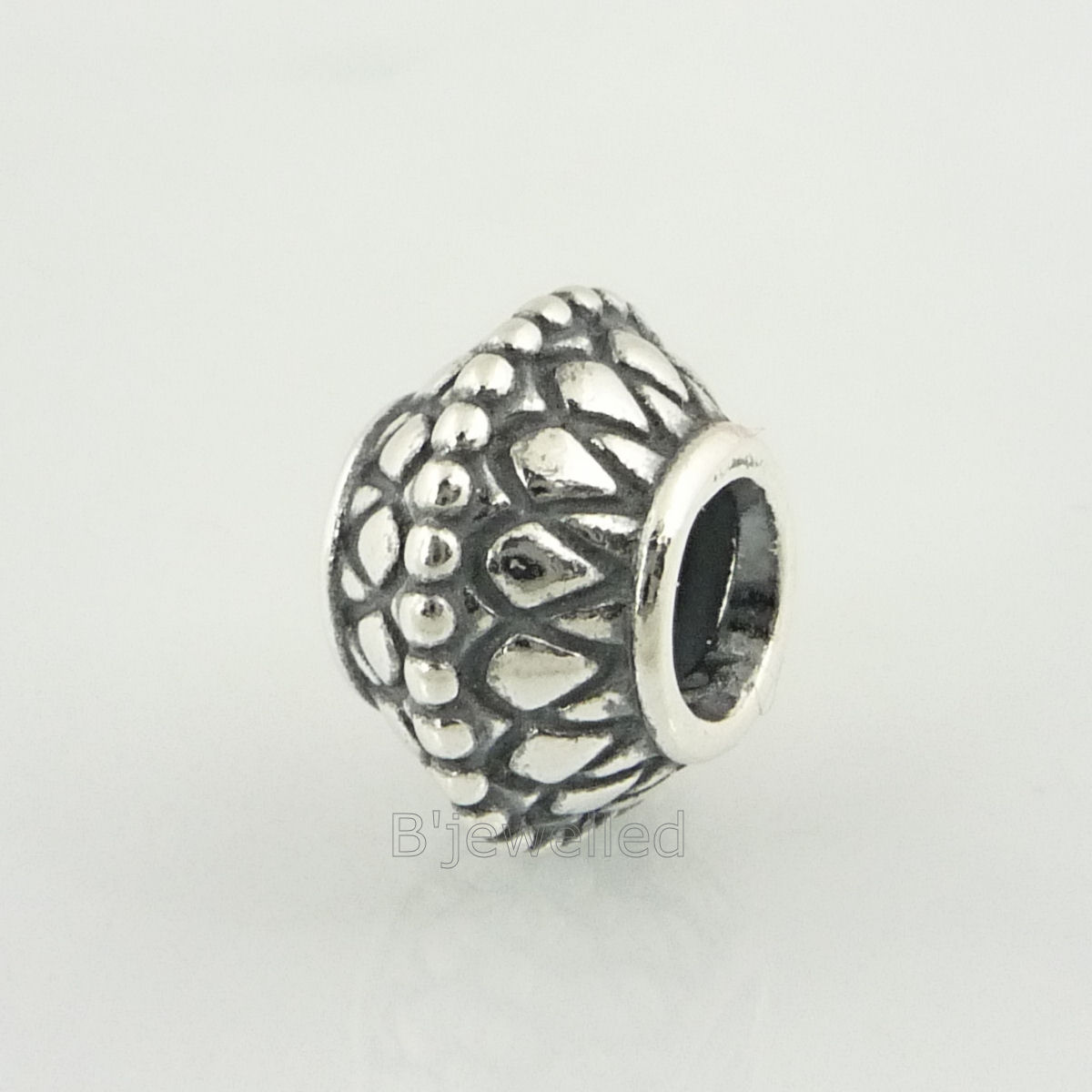 authentic pandora sterling silver inner strength charm ebay