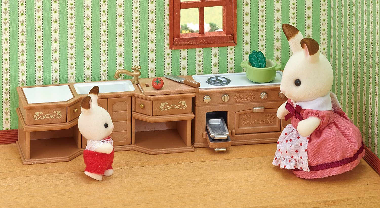 sylvanian families kitchen ebay sylvanian families living room set - Sylvanian Families Living Room Set