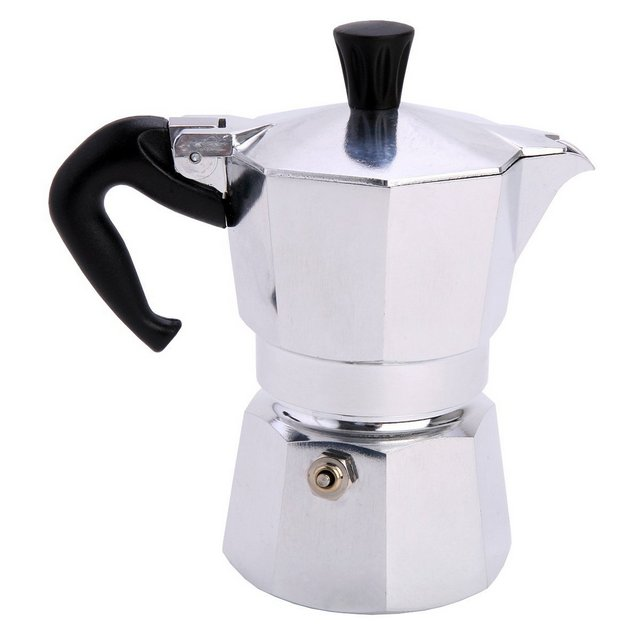 Italian Coffee Maker Best Coffee : Bialetti Moka Express Italian Stove-Top Espresso Coffee Maker. 2 Cup eBay