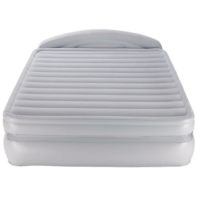 Aerobed Comfort Raised King Size Airbed With Headboard