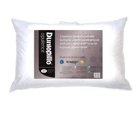 Dunlopillo opulence latex oreiller ebay - Oreiller dunlopillo latex ...