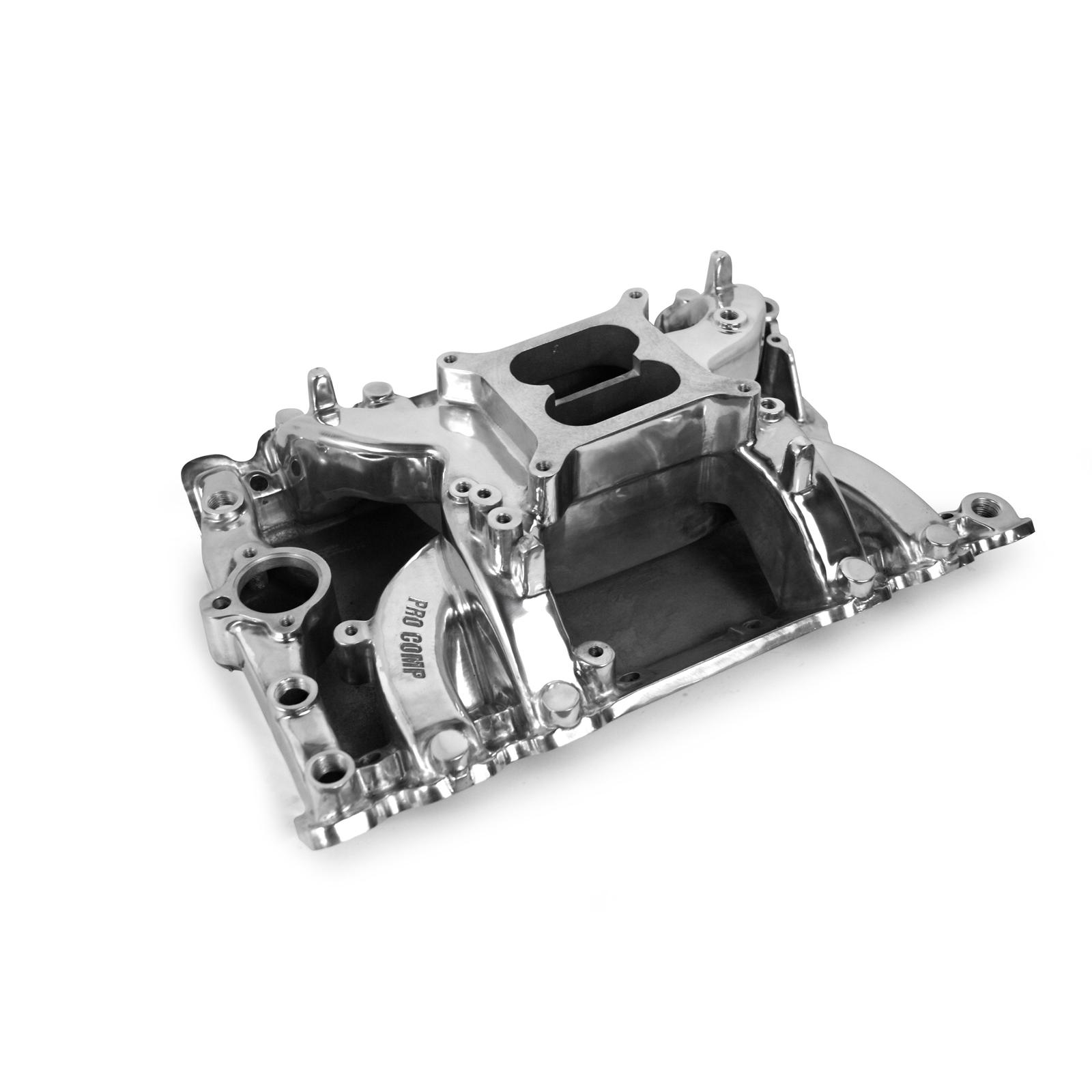 Buick 455 Engine Ebay: Oldsmobile 400 425 455 Eliminator Intake Manifold Polished