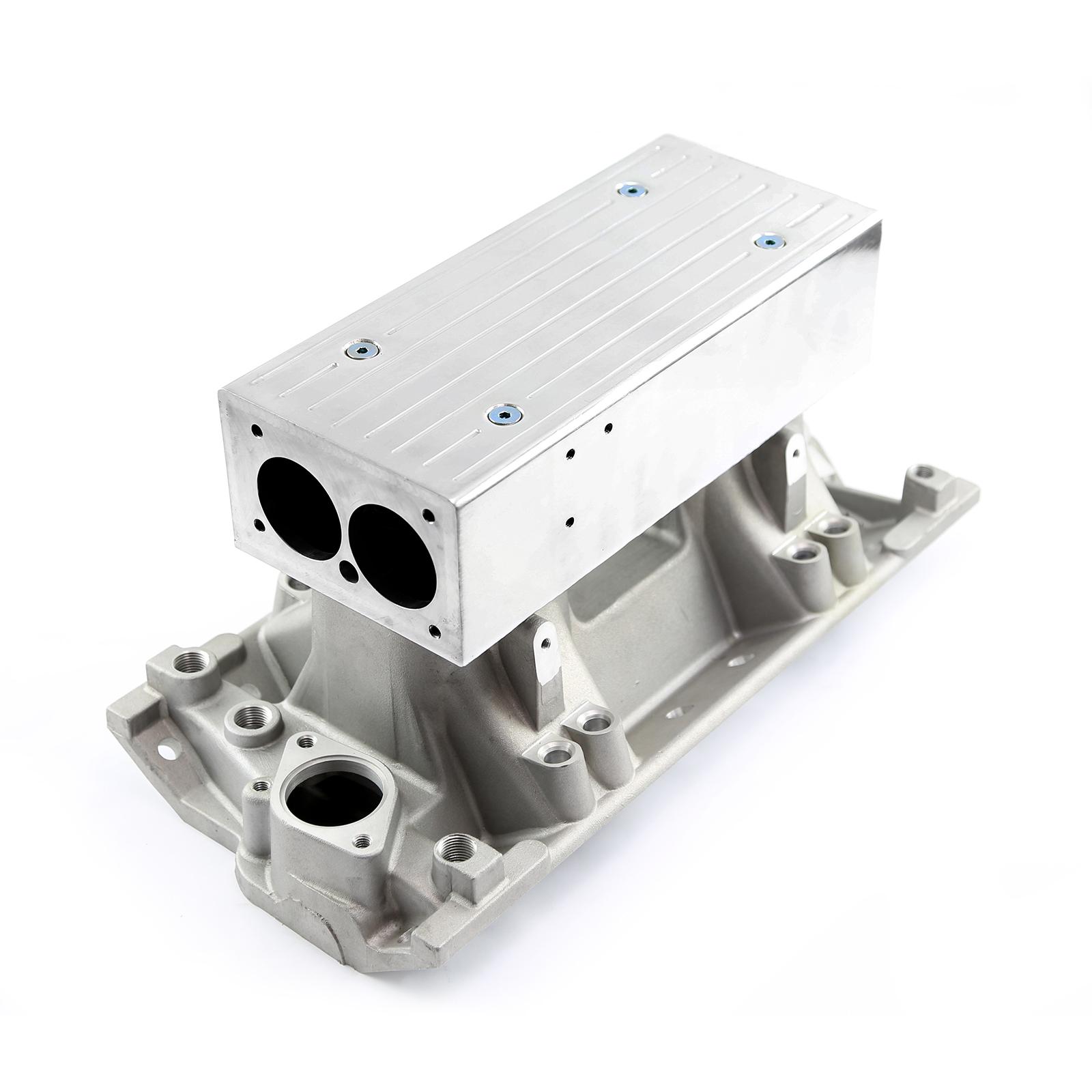 Speedmaster PCE148.1048 Satin Shootout Intake Manifolds