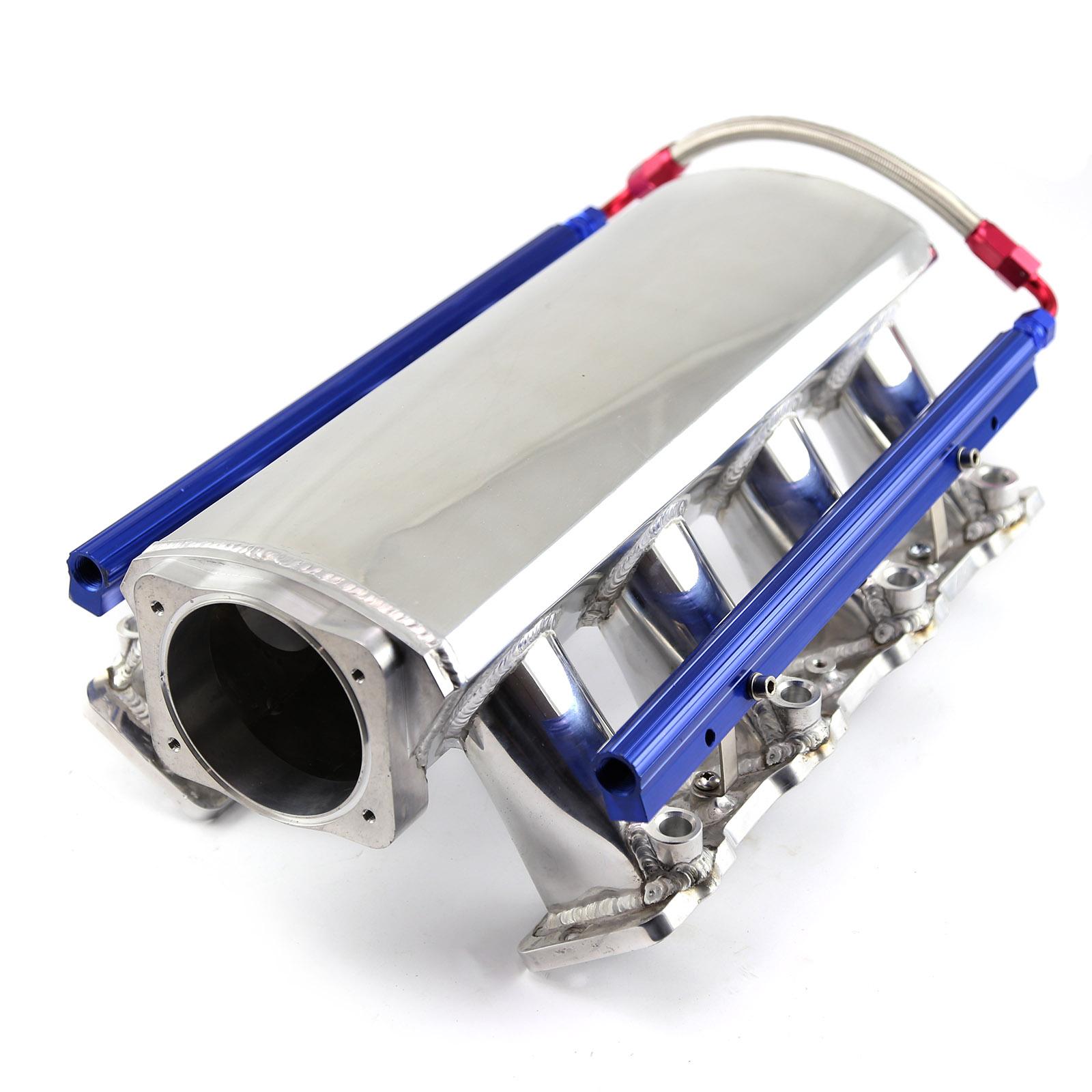 Chevy LS7 Fabricated Aluminum Ram Air EFI Intake Manifold
