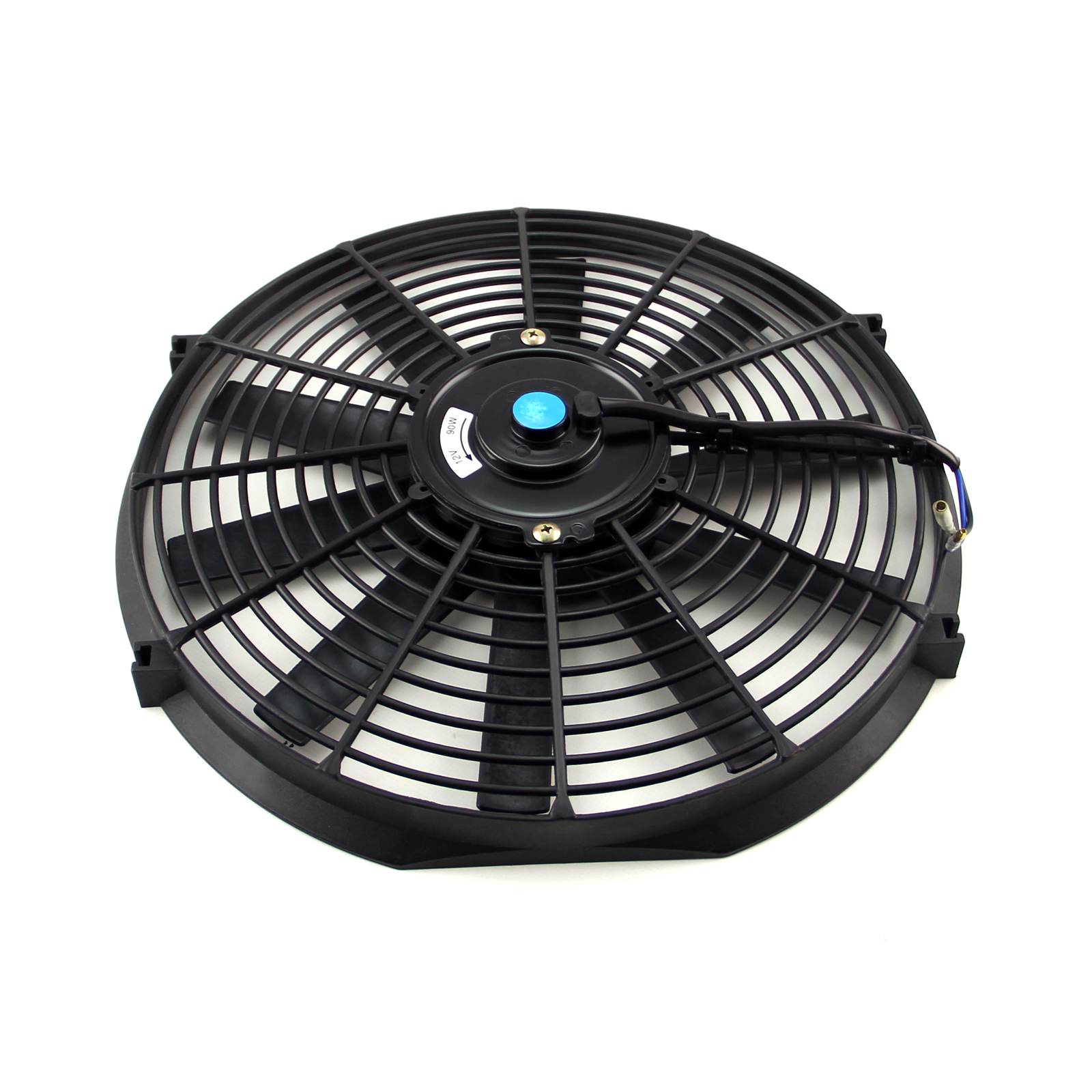 Electric Cooling Fans : Quot reversable v radiator electric thermo fan ebay