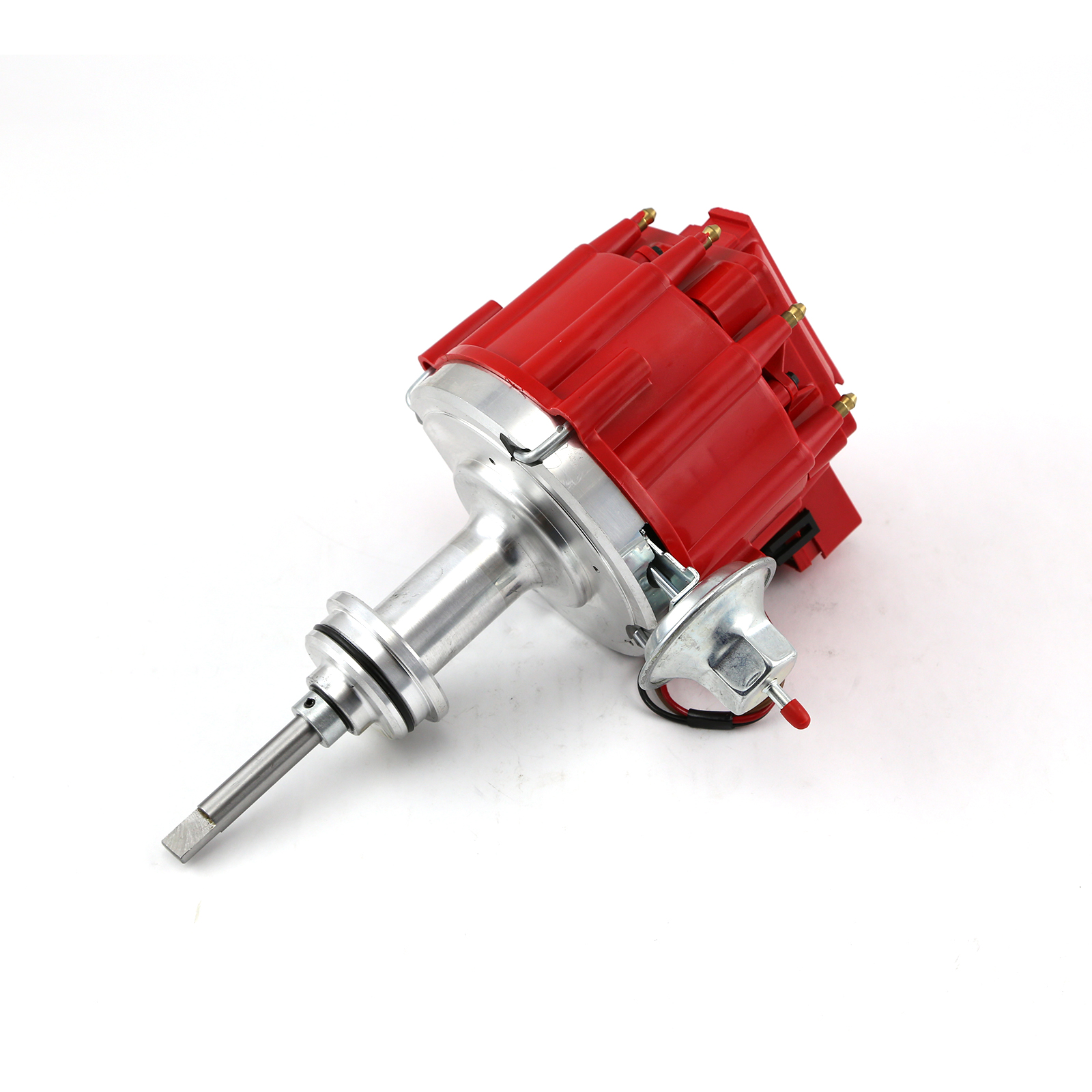 upgrade a tach drive distributor to electronic ignition