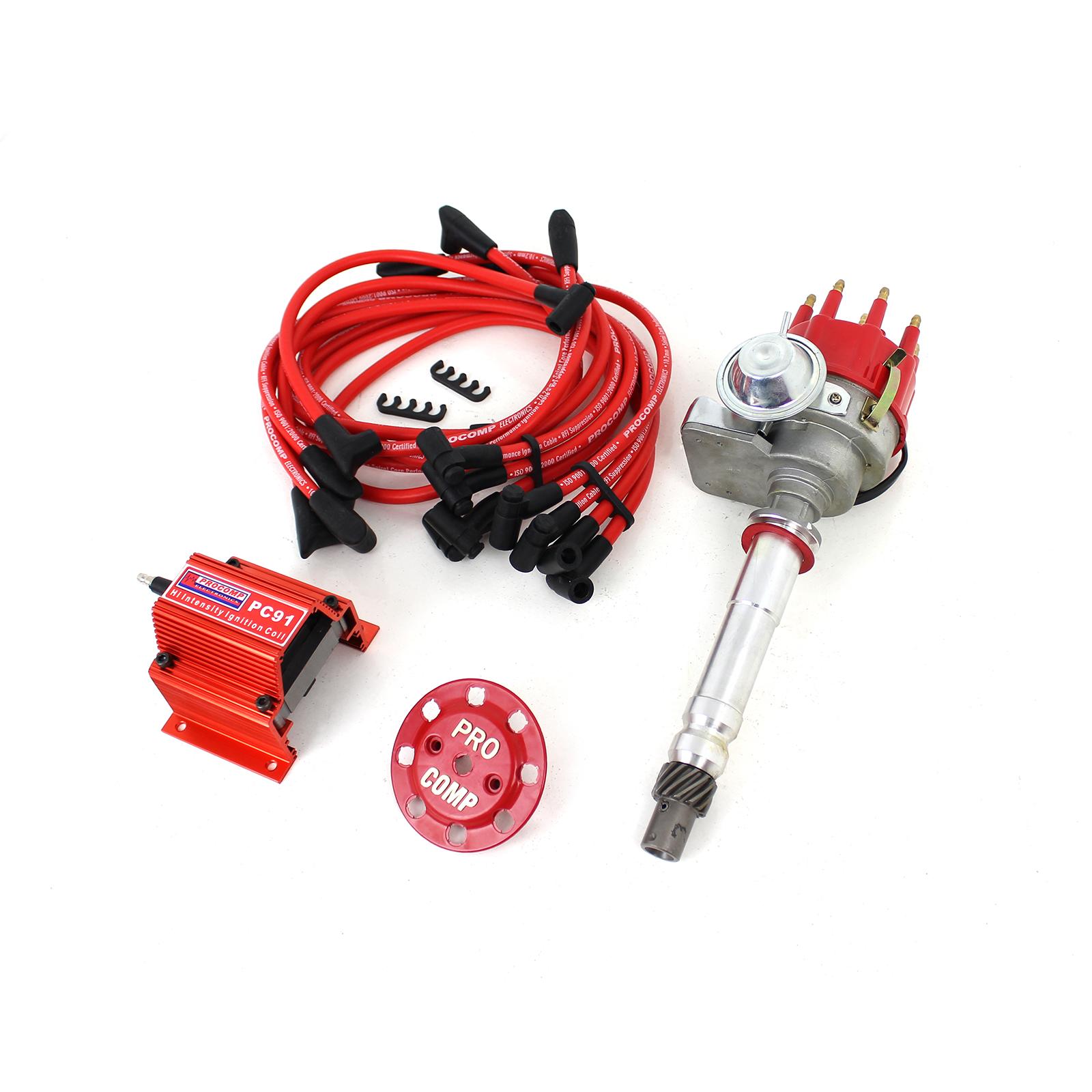 speedmaster pce385 1004 ignition system combo kits ebay