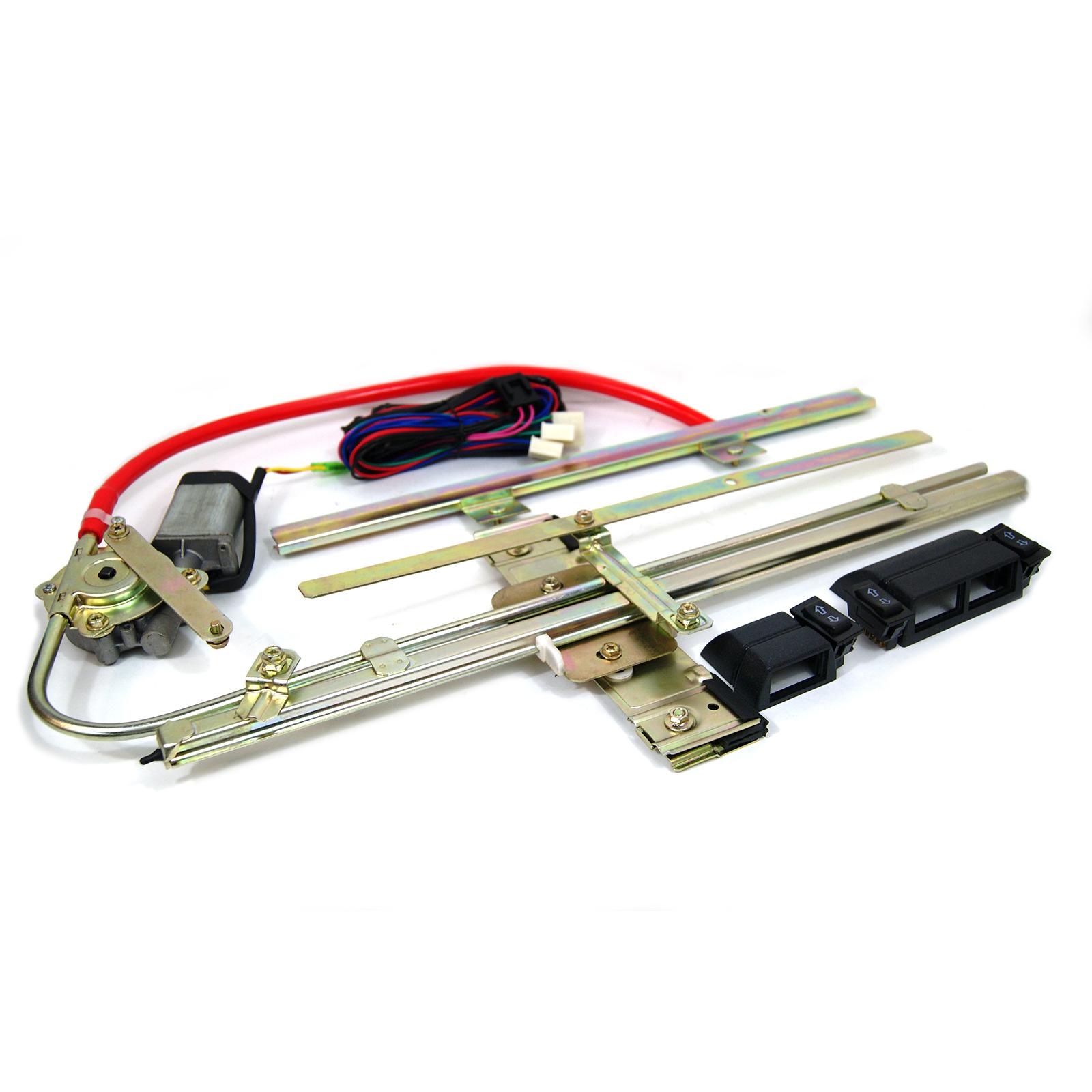 speedmaster pce422 1001 power window kits power window kit wiring diagram power window conversion kit wiring diagram