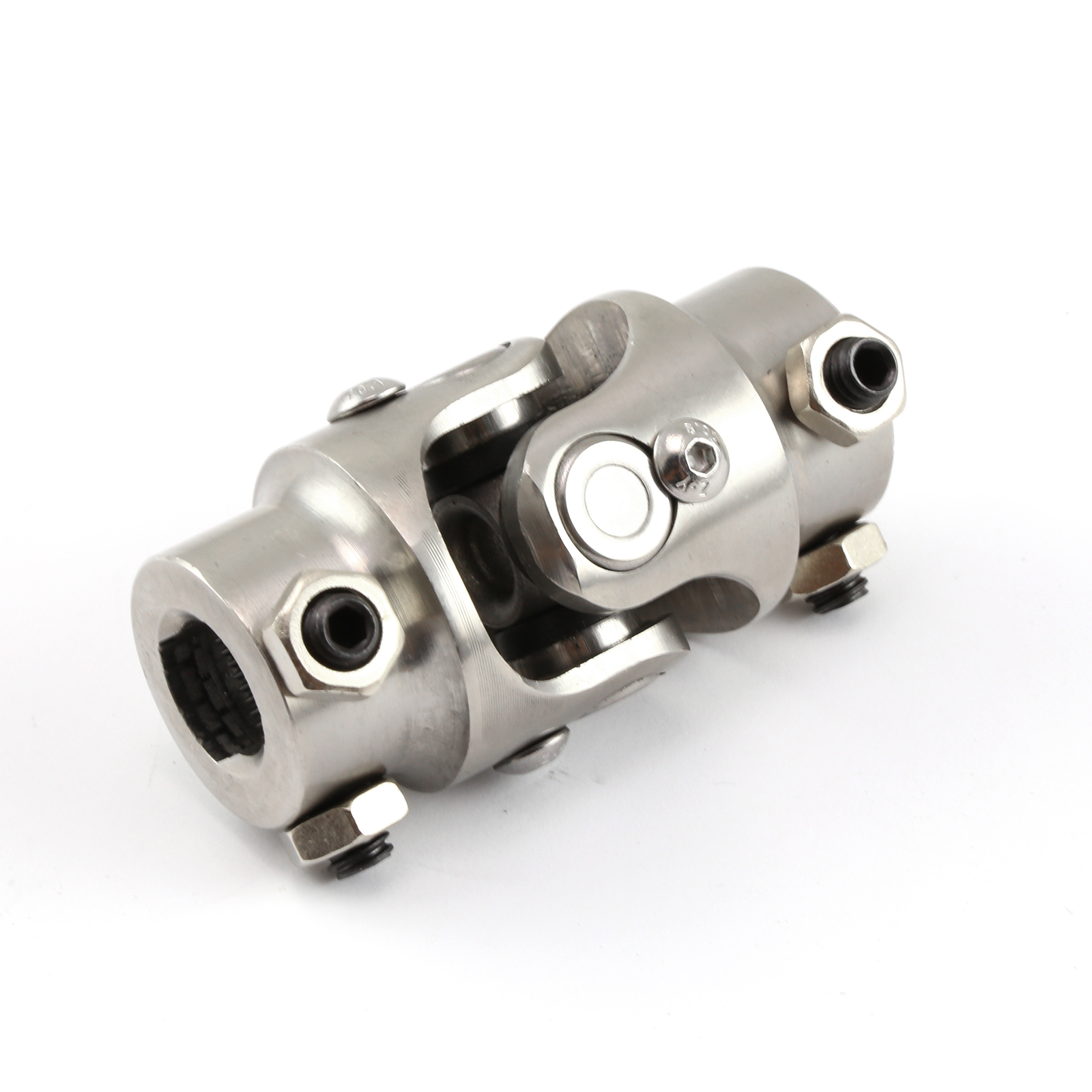 Quot dd double d stainless steel steering u joint