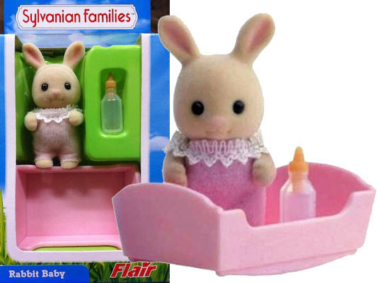 Sylvanian-Families-Rabbit-Baby