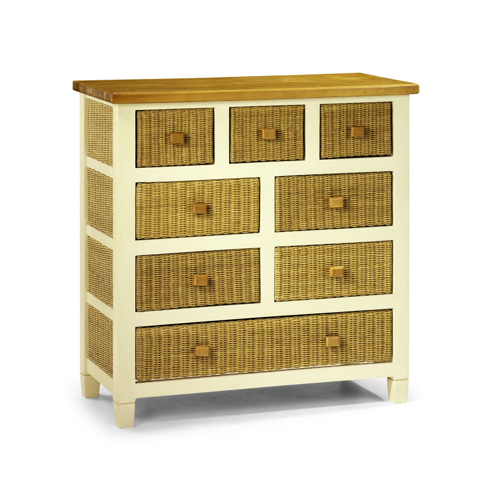 Chest of drawers storage unit french furniture