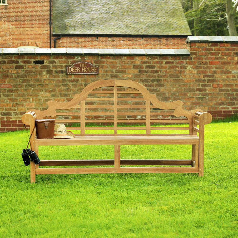 Modal title Lutyens bench