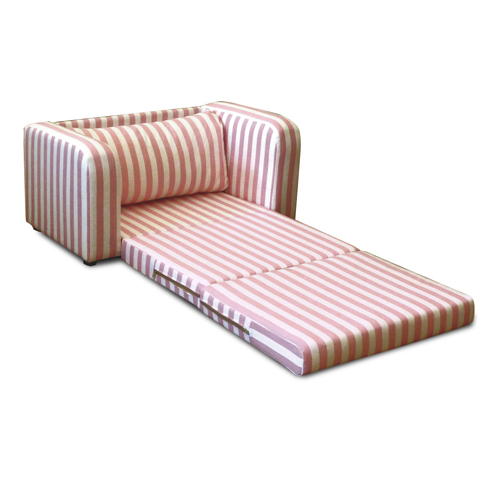 kids sofa bed childrens bedroom furniture childs fold out bed pink white ebay