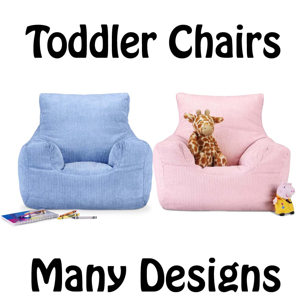 Toddler Bean Bag Chairs - Beanbags UK - Kids Reading Seat ...