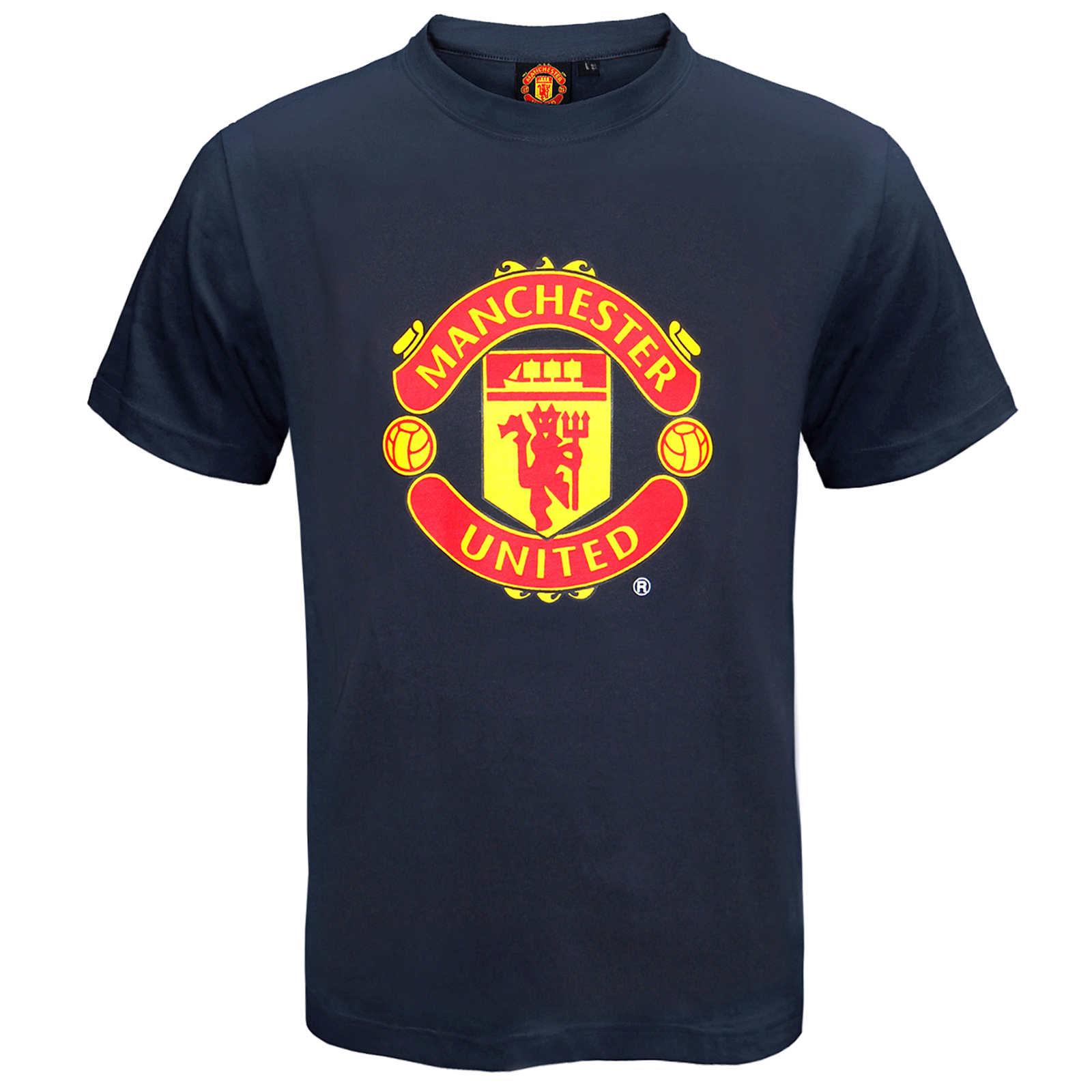 Manchester-United-FC-Official-Football-Gift-Kids-Crest-T-Shirt