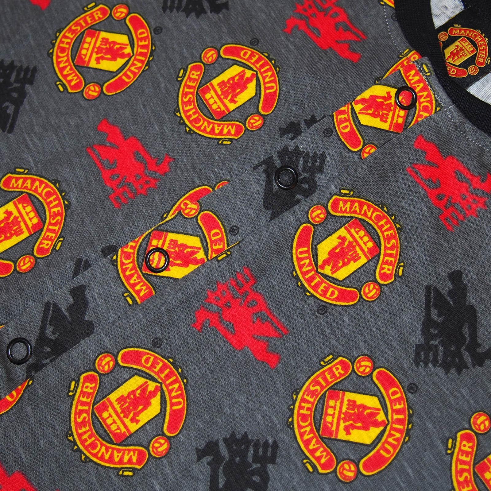 Pigiama intero originale Manchester United FC bambino