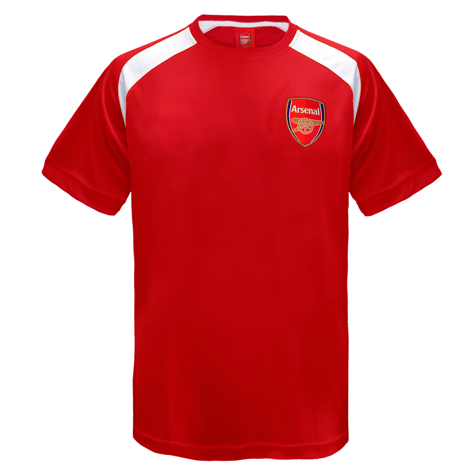 Arsenal football club official soccer gift boys poly for Arsenal t shirts sale