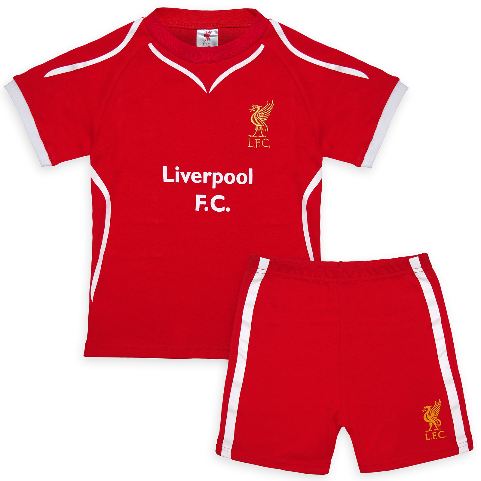 Liverpool Football Baby Clothes