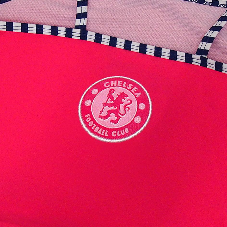 Chelsea FC Official Football Gift Girls Swimsuit Swimming