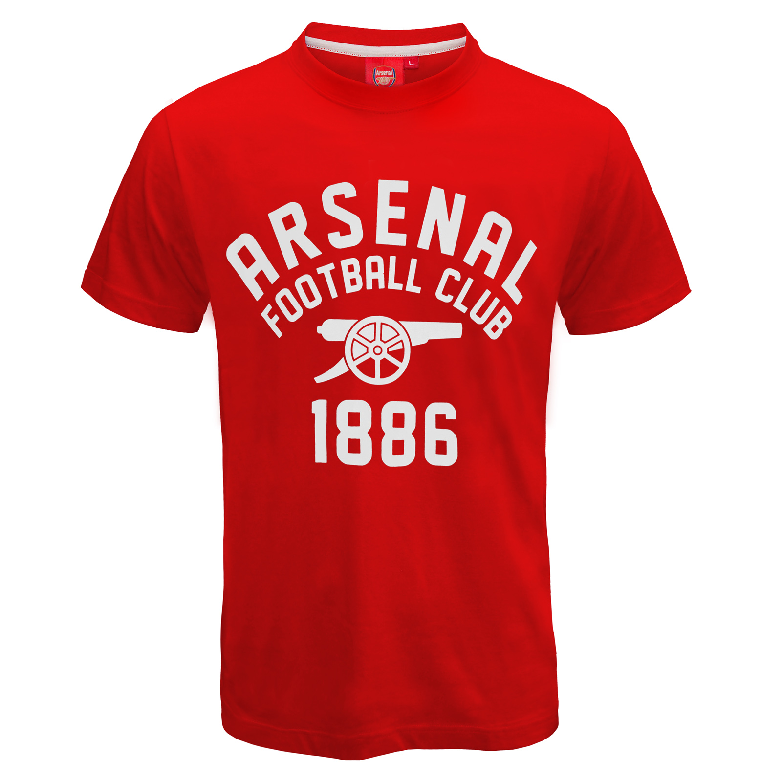 Arsenal football club official soccer gift mens graphic t for Arsenal t shirts sale