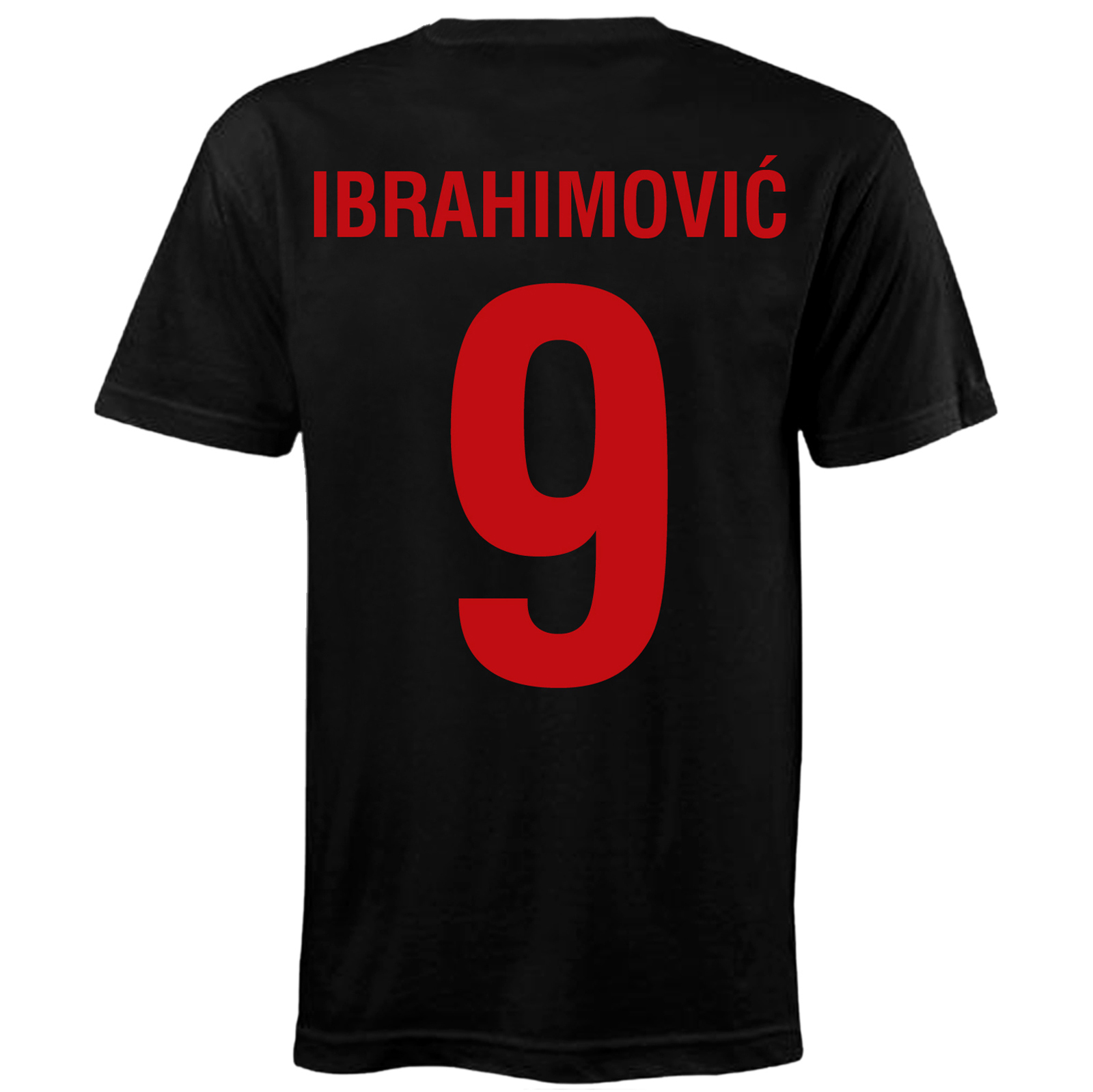 superstar football player in manchester united kit t shirt ebay. Black Bedroom Furniture Sets. Home Design Ideas