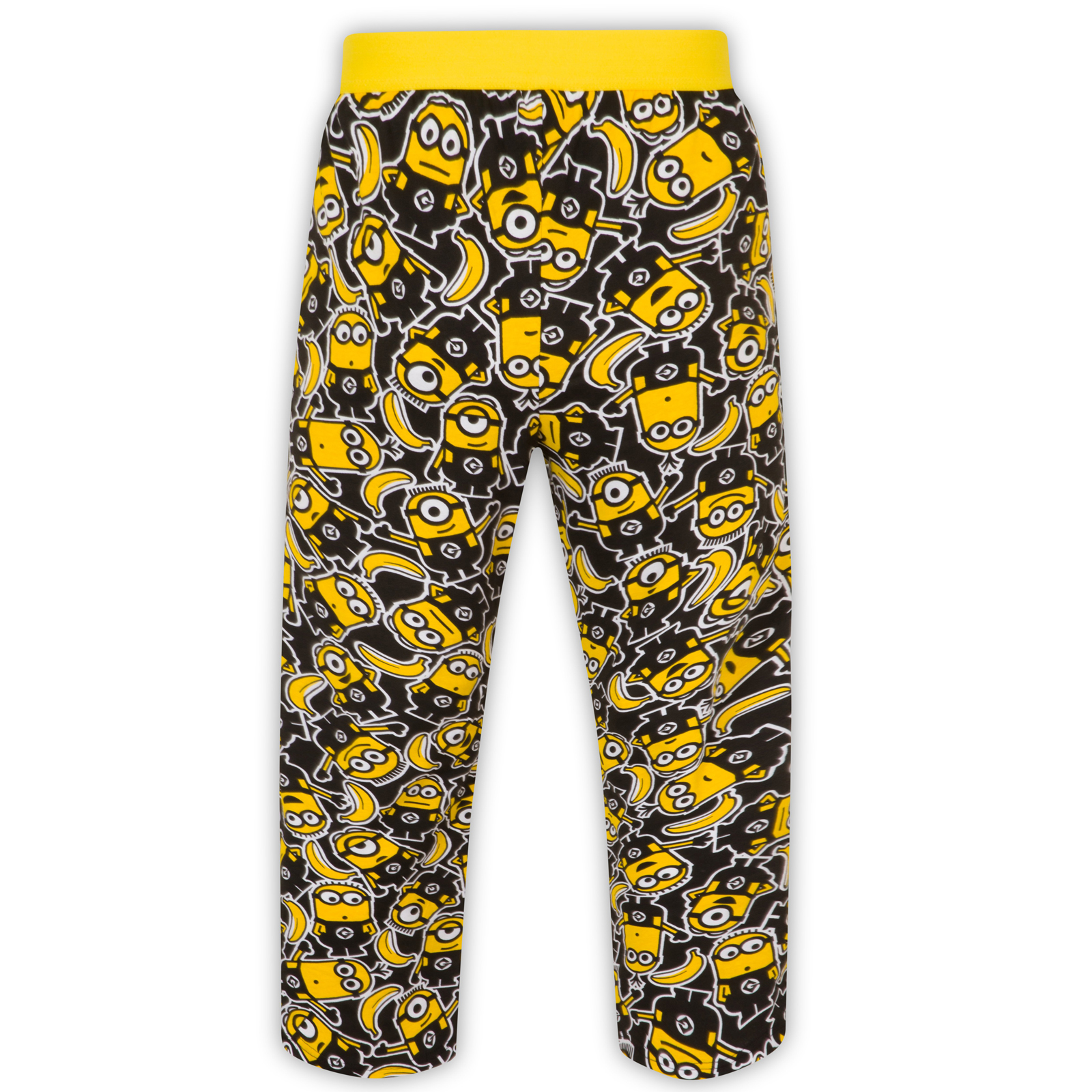 17351820038fd1 Despicable Me Minions Official Gift Mens Lounge Pants Pajama Bottoms ...
