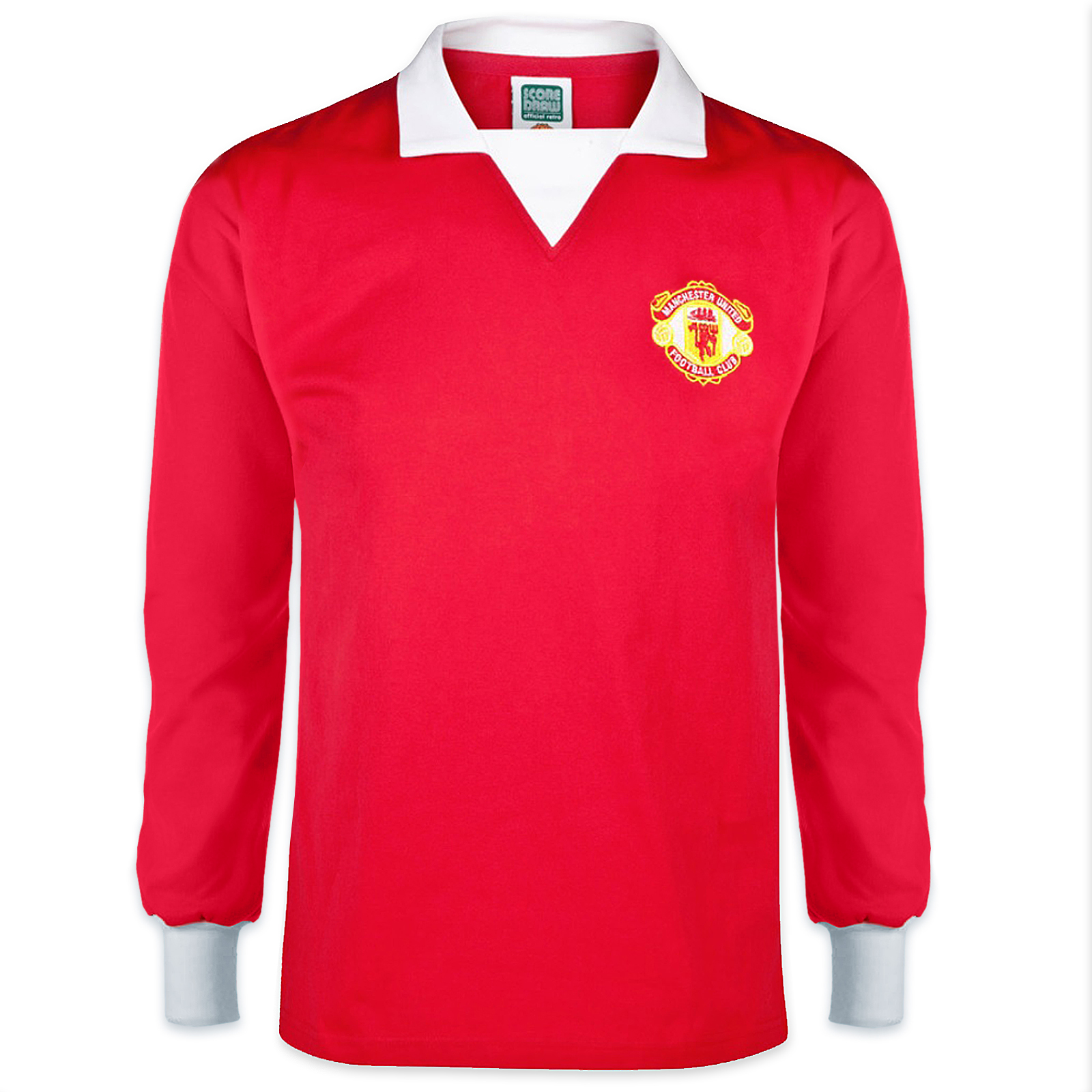 manchester united football club official soccer gift 1973