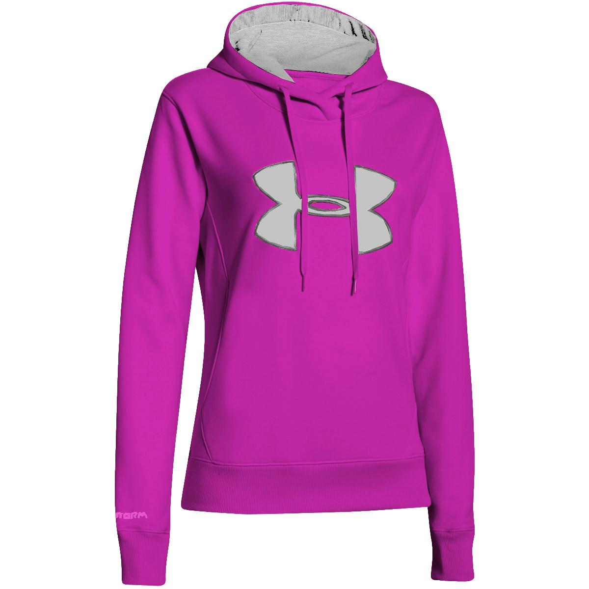 Under armour womens hoodies big logo