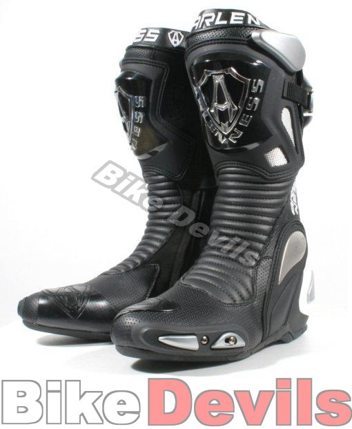 ARLEN-NESS-MOTORCYCLE-BOOTS-RUBEN-XAUS-REPLICA-RACE-BOOT-EU-SIZE-43-UK-9