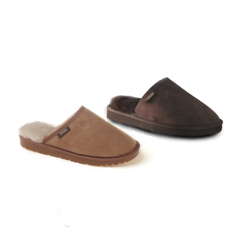 ugg style mens slippers