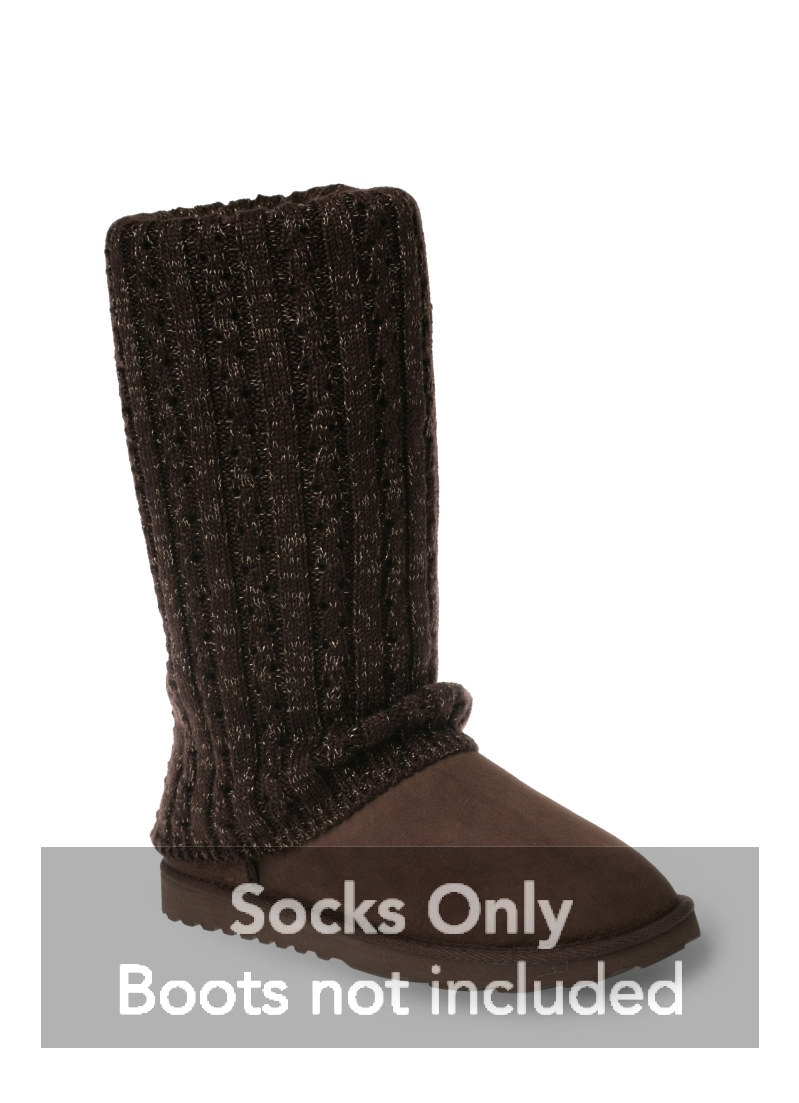 do you wear ugg boots with or without socks