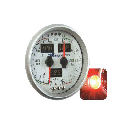 ACA-5-Digital-Tacho-Oil-Press-Water-Temp-Oil-Temp-Volt-Warn-Boost-Shift-Light