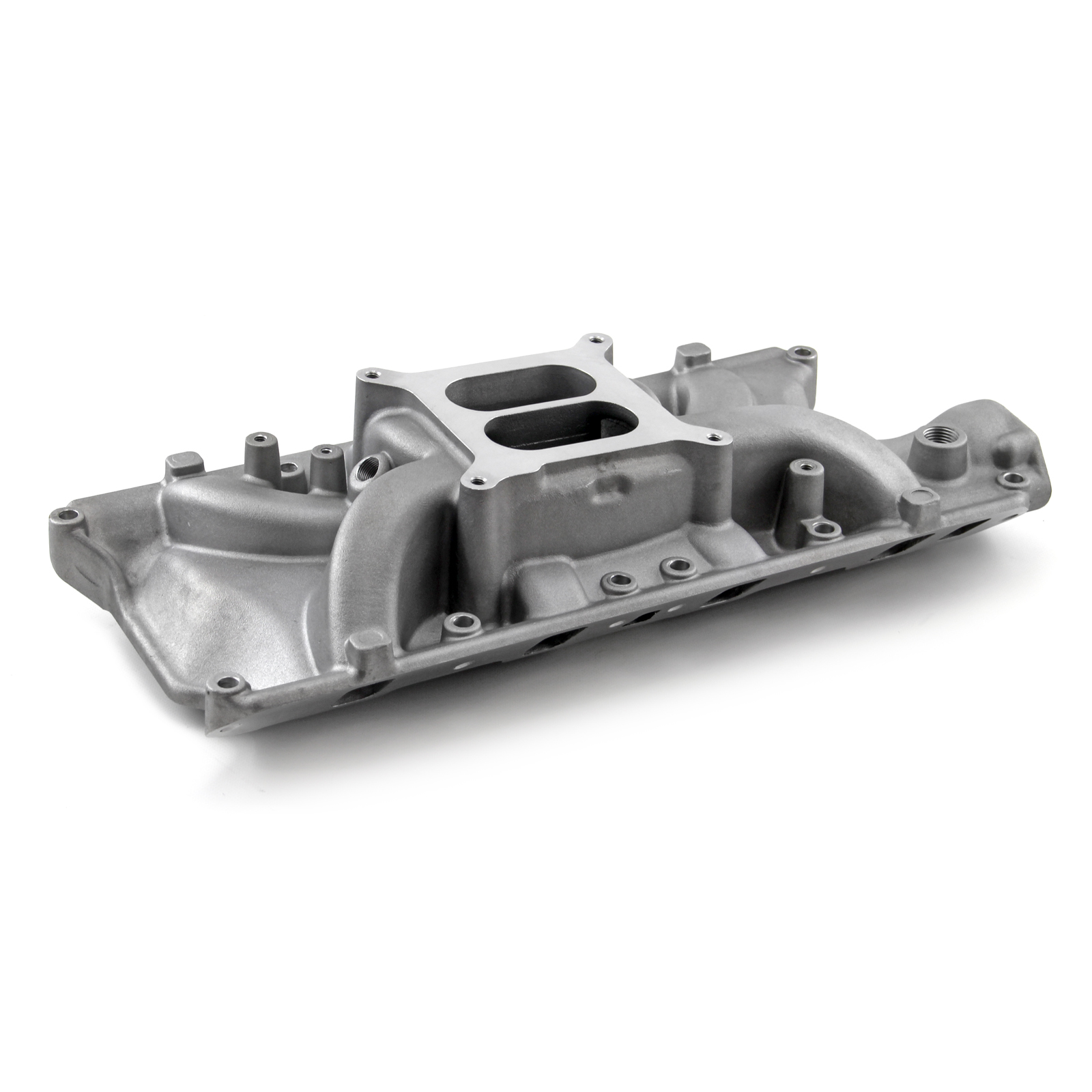 Ford-SB-260-289-302W-Windsor-Qualifier-Style-Intake-Manifold-Satin