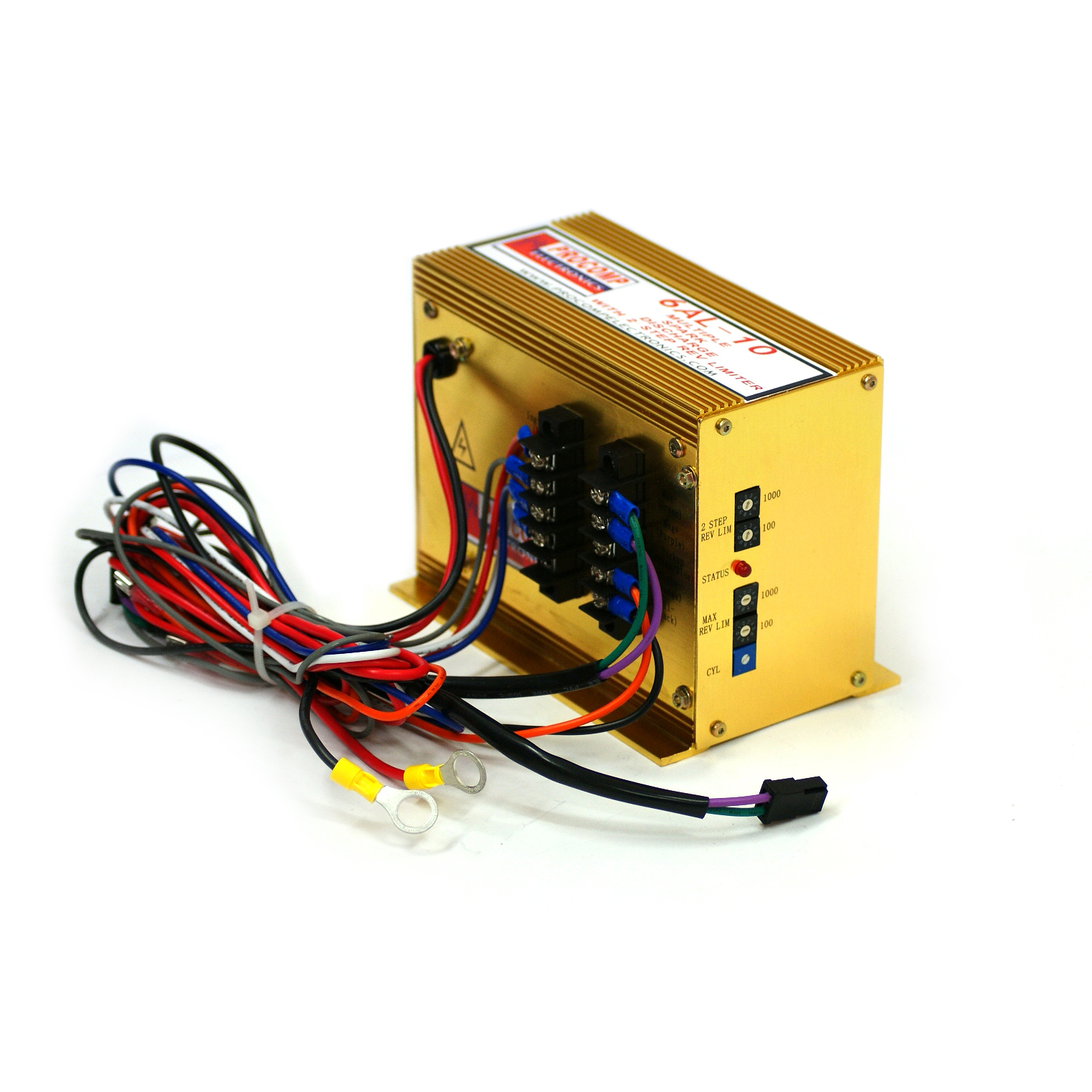 Multiple Spark Cdi Capacitor Discharge Ignition Box Dial