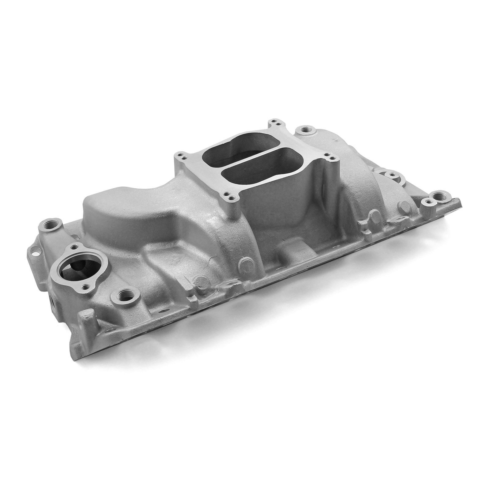 Take-Off Chevy BBC 454 Holeshot Oval Port Intake Manifold