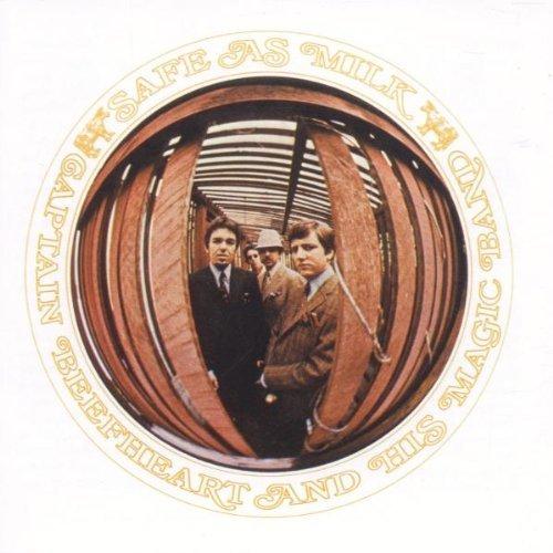 Captain-Beefheard-and-His-Magic-Band-Safe-as-Milk-Brand-New-CD