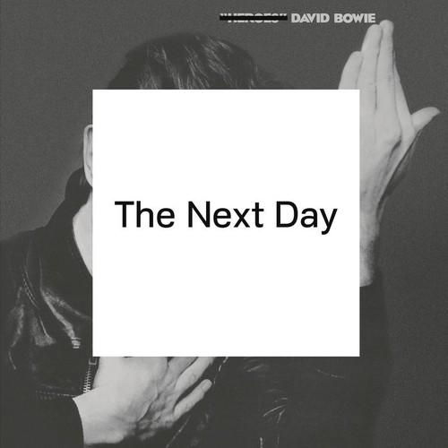 David Bowie Next Day Vinyl LP New