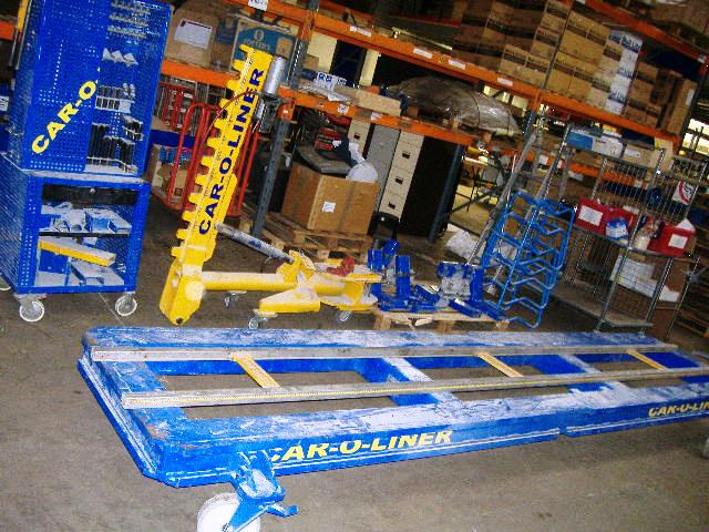 Car o liner frame machine for sale