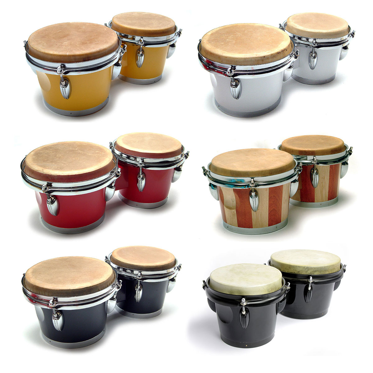 Large quot bongo drums not toys adults wooden latin