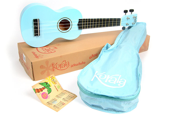 Korala-Soprano-Ukulele-bag-Starter-Pack-10-colours