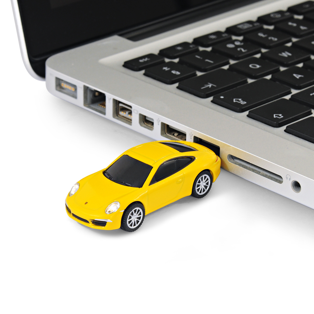 Porsche 991 (911) Carrera S Car USB Memory Stick Flash Pen