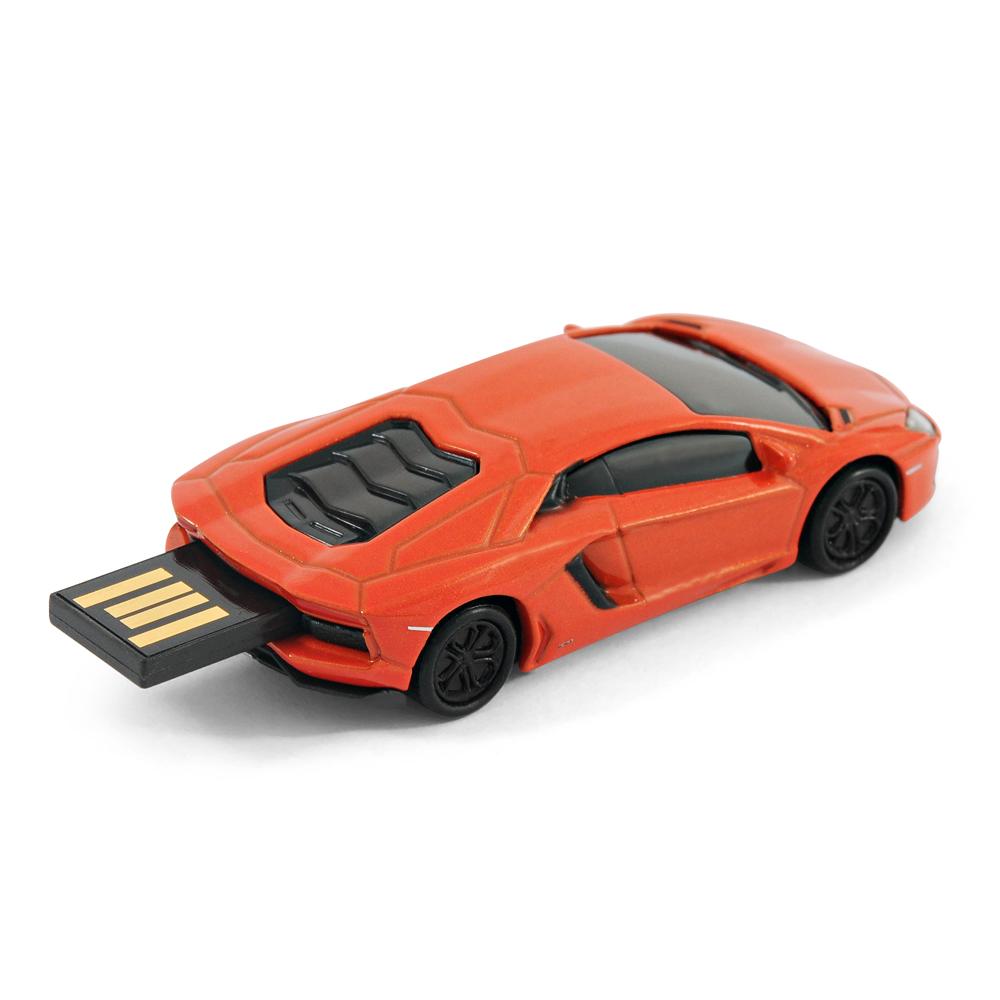 Lamborghini Aventador Sports Car USB Memory Stick Flash