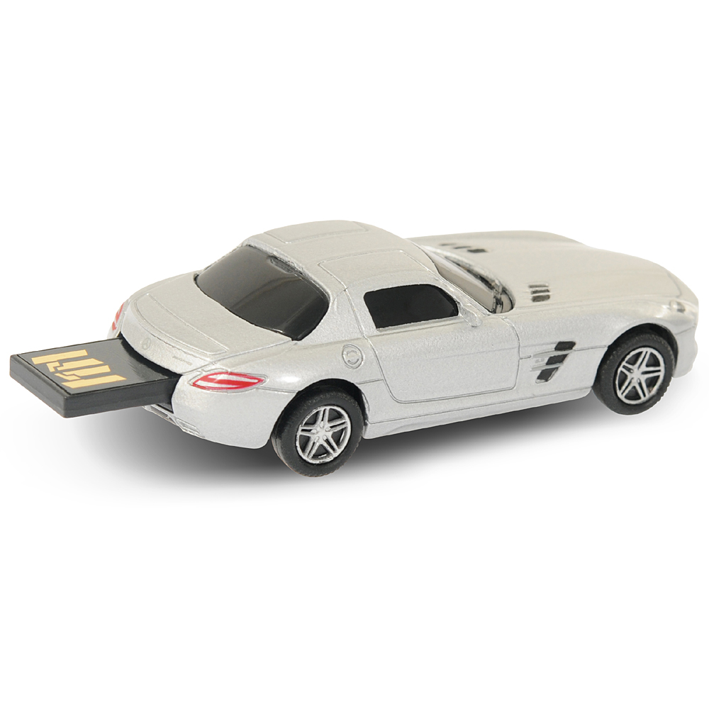 Mercedes Benz Sls Amg Car Usb Memory Stick 4gb Silver Ebay
