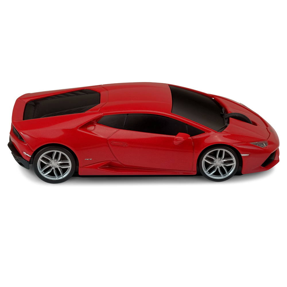official lamborghini huracan car wireless laser computer mouse red ebay. Black Bedroom Furniture Sets. Home Design Ideas