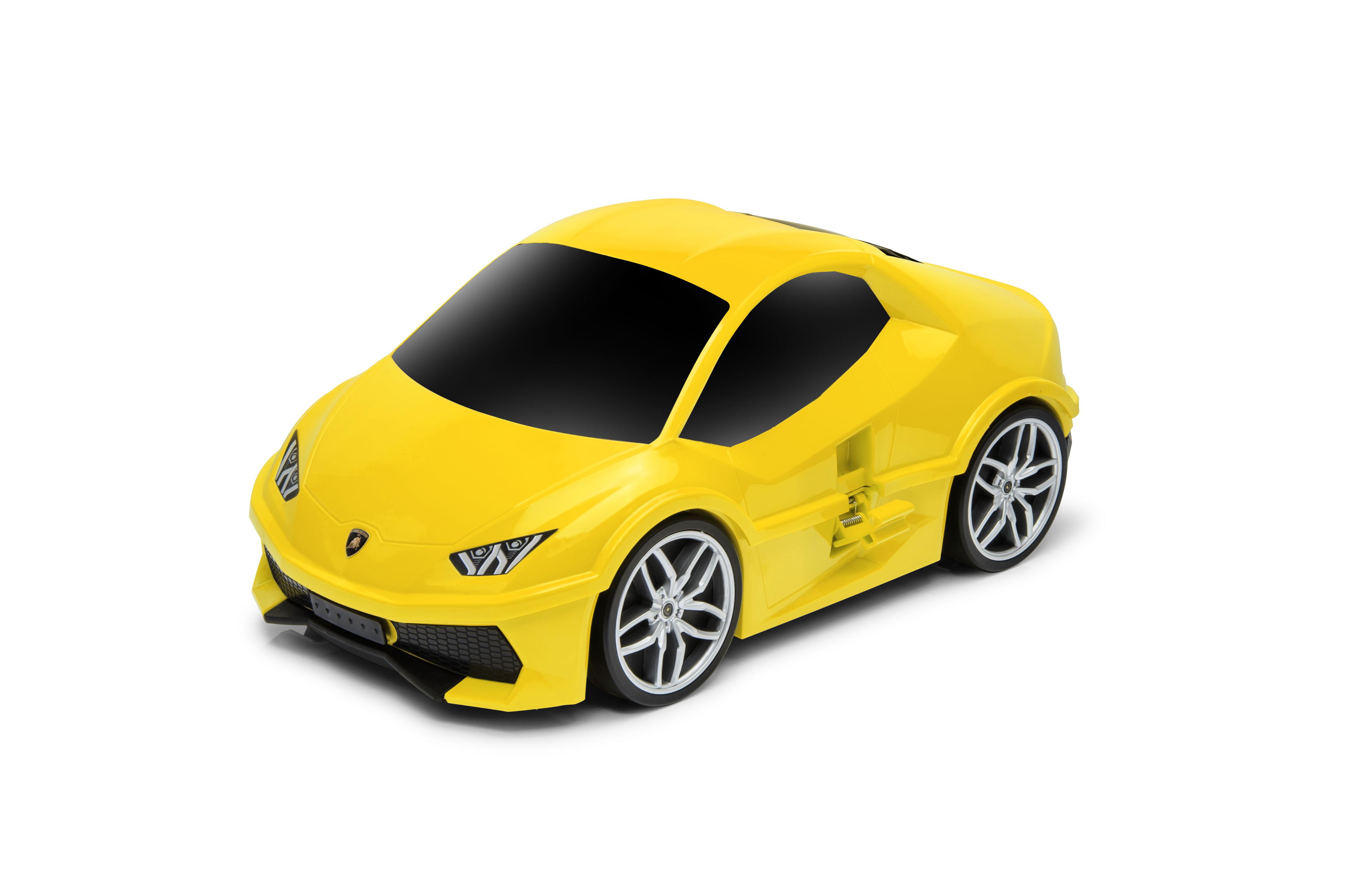 Official Lamborghini Huracan Car Kids Pull Along Case