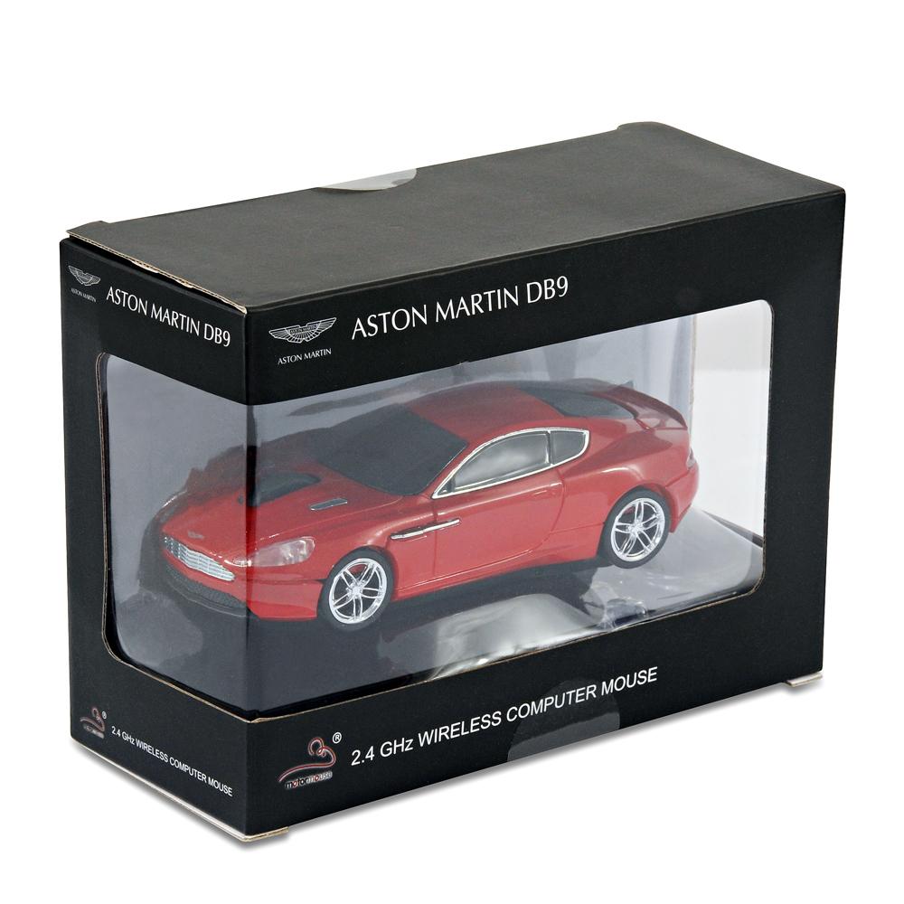 Motormouse Aston Martin DB9 Car Wireless Computer Mouse