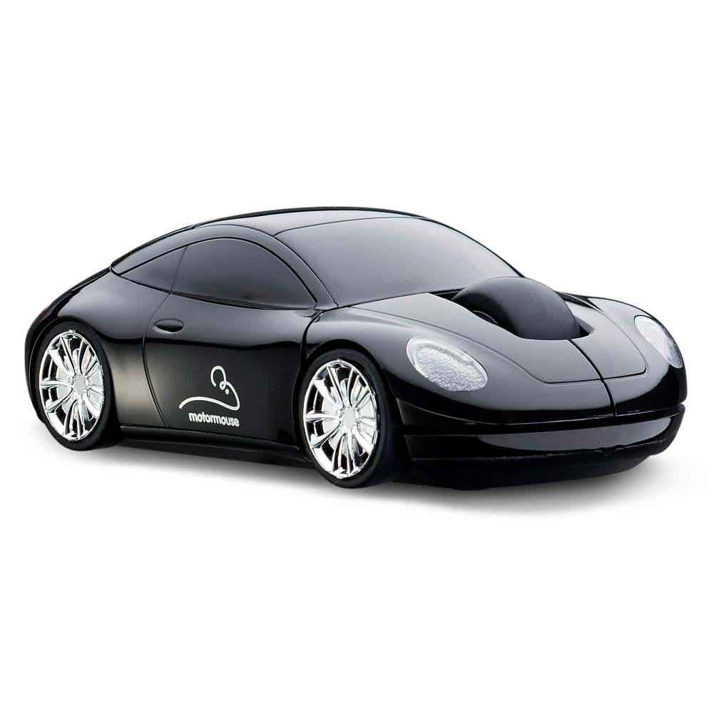 motormouse classic sports car wireless computer mouse. Black Bedroom Furniture Sets. Home Design Ideas
