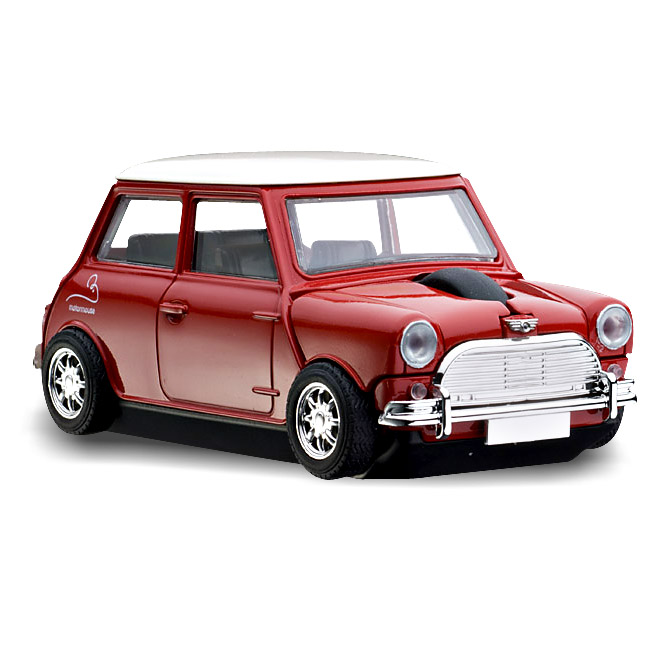 Official Motormouse Classic Mini Cooper Car Wireless