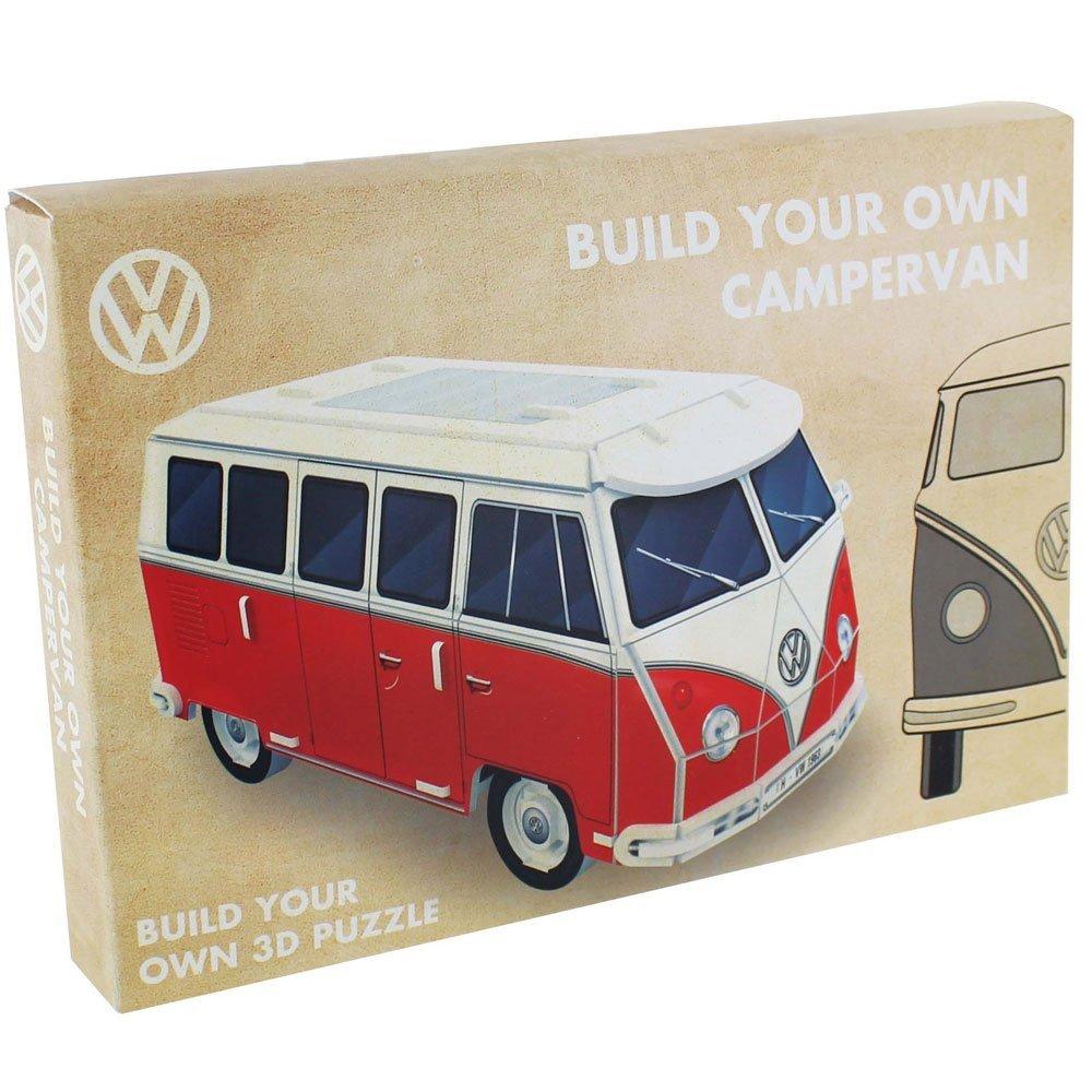 Build Your Own Vw Camper Van Model